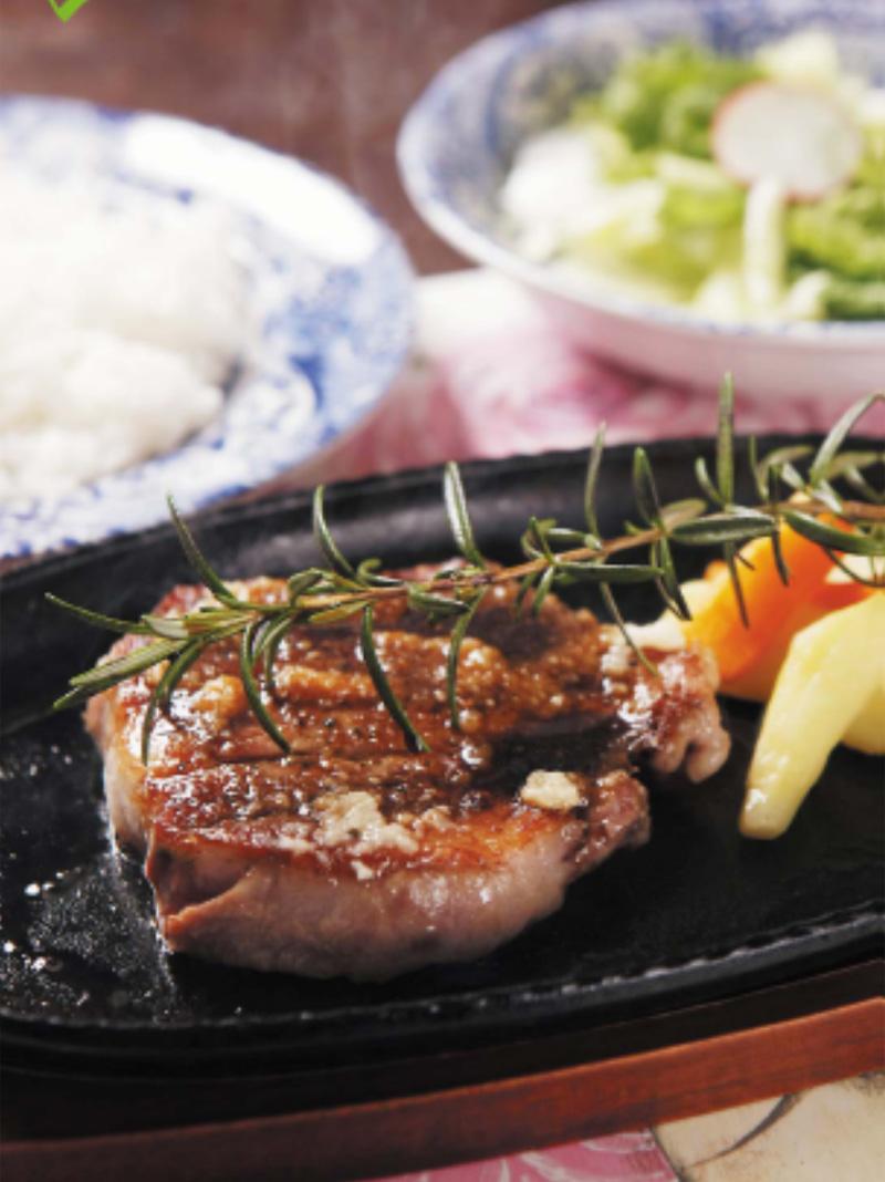ベルネーゼのおすすめメニュー:吉備高原ステーキ